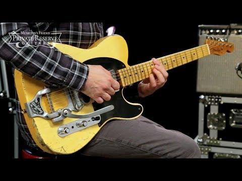 Fender Custom Shop Limited Edition Bob Bain