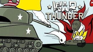 The Greatest Tank Aces Ever - War Thunder Memes