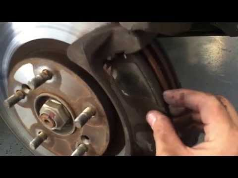 How to Repair/Replace Brake Pads on a 2001-2005 Acura MDX Hands-on Tutorial