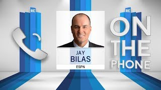 ESPN's Jay Bilas on Rick Pitino & NCAA Hoops Scandal | Full Interview | The Rich Eisen Show