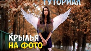 ТУТОРИАЛ | Как добавить крылья на фото?
