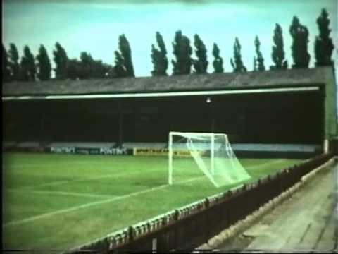 Dean Court, AFC Bournemouth 1980