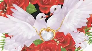 Христианское поздравление С Днём Бракосочетания!