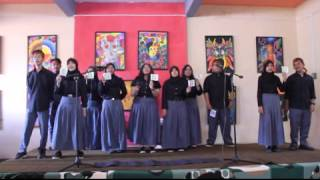 Vocal Group Kelompok 2 XI IPA 7 - SMAN 2 Cimahi (2014-2015)