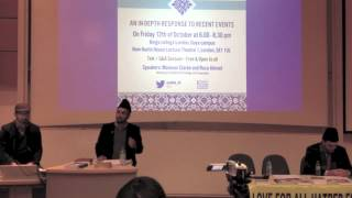 AMSA Innocence of Muhammad (pbuh) Kings College
