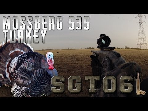 Mossberg 535 Turkey Combo Review - YouTube