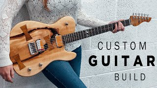 Building a Custom Guitar with Matt Cremona and Crimson Guitar