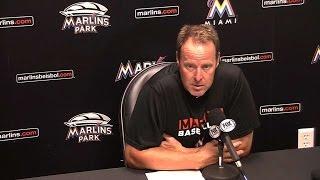 WSH@MIA: Redmond discusses his team