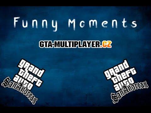 Funny Moments [GTA:SA] #1