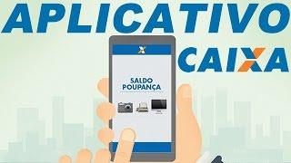 Como fazer o cadastro do usuário, senha e assinatura eletrônica no aplicativo da Caixa para celular