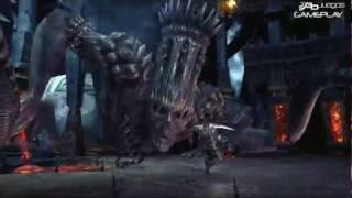 Dantes Inferno - NEW !! Gameplay 2 (HD)