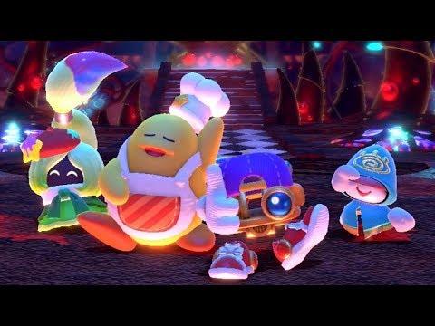 Kirby Star Allies - Star Allies Go! / Guest Star Gim: Up-and-Down Dynamo