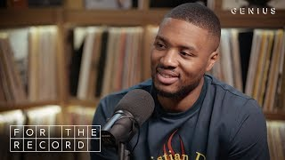 Damian Lillard On 'Big D.O.L.L.A.,' & His Rap Battle With Marvin Bagley III | For The Record