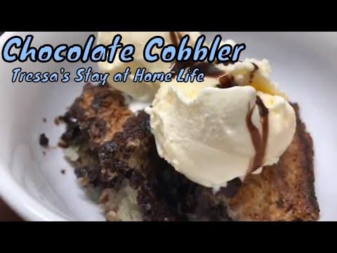 Chocolate Cobbler~~~Easy And Delicious Recipe