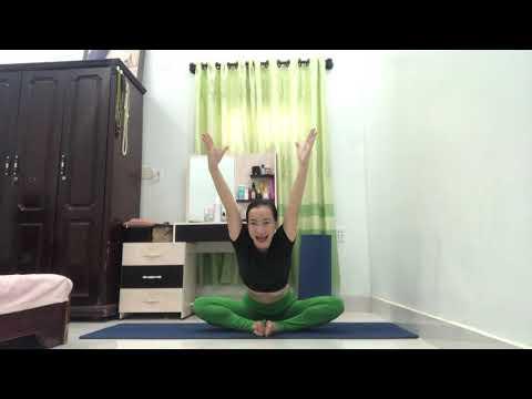 Yoga dành cho mọi người tập 24. CLB yoga Ô mê ly