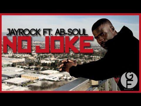 "Jay Rock Ft. Ab-Soul ""NO JOKE"" www.thegorillaflix.com"