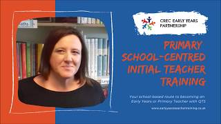 Student Testimonial - Sam Bowker | CREC Early Years Partnership SCITT