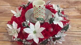 dollar-tree-christmas-crafts-dollar-tree-christmas-centerpiece-from-a-plastic-spiderweb-bowl