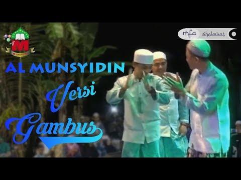 AL MUNSYIDIN Allah Allah Versi Gambus Live Debong Kidul Bersholawat | MFA Sholawat Channel