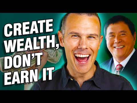 Robert Kiyosaki LOVES Whole Life Insurance:  The Secret Tool