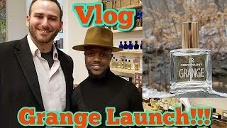 Grange By Perfumology Lauch!!! Vlog Style