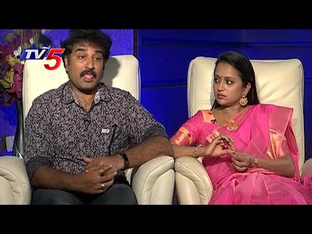 Anchor Suma, Rajiv Kanakala Shares Thier Journey With TV5   Exclusive