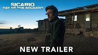 SICARIO: DAY OF THE SOLDADO - Official Trailer #3 - Продолжительность: 90 секунд