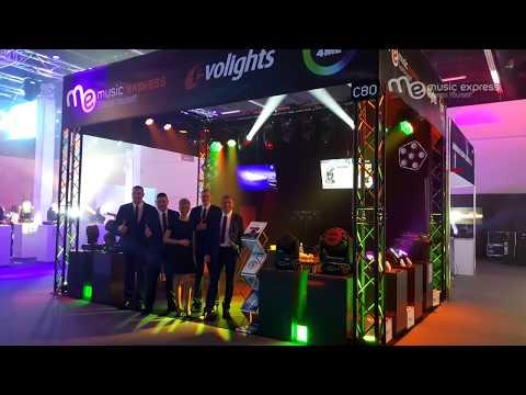 Music Express – Musikmesse Prolight + Sound 2018