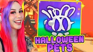 NEW Halloween Pets ! Adopt Me Roblox