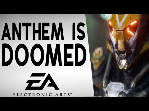 EA's Anthem is in Trouble... Because Some Developers Quit & Got Fired...