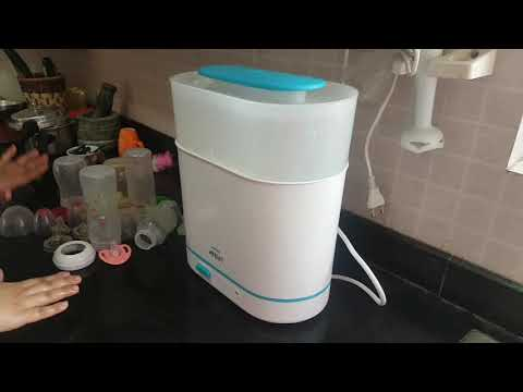 How to clean and sterilize feeding bottles Tamil