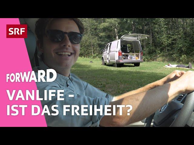 Vanlife – Statt Freiheit im Campingbus Stress mit Nachbar:innen | Forward | SRF Impact