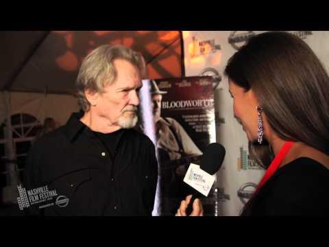 Kris Kristofferson - Nashville Film Festival