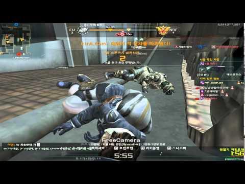 AVA online NEW map CasaBlanca(Defense) play