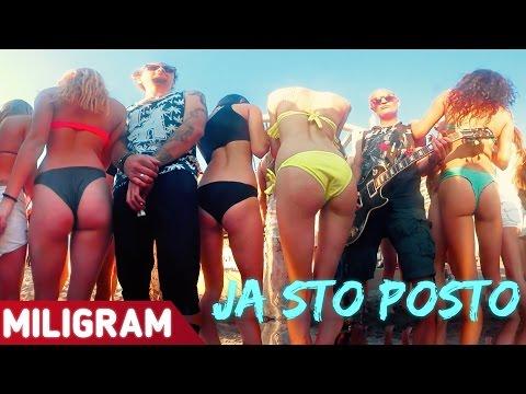 MILIGRAM - JA STO POSTO - (OFFICIAL VIDEO 2016) VR 360