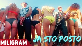 MILIGRAM - JA STO POSTO - (OFFICIAL VIDEO 2016) VR 360