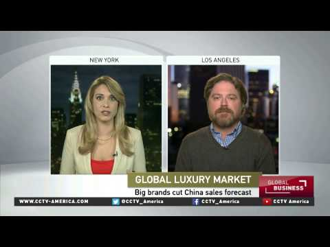 Luxury counselor Sage Brennan on China's luxury spending