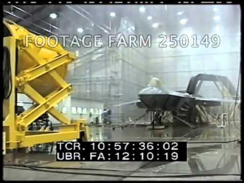 F/A-22 Rapture Program Update 250149-08 | Footage Farm