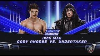 WWE 2K14 WWE Universe Mode Part 404 Walkthrough