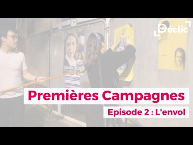 [EP2] PREMIÈRES CAMPAGNES - Déclic