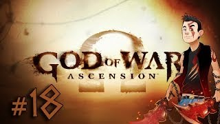 "Moldoveanu Joaca:God Of War:Ascension #18 ""Caracatita"""