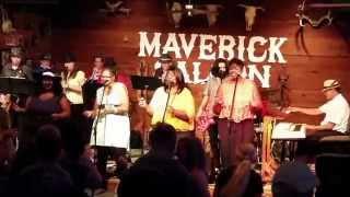 SOUL CATS #4 @ THE MAVERICK SALOON IN SANTA YNEZ, CA. 9/6/15!