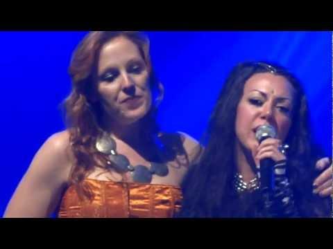 Melissa Ferlaak ft Maxi Nil - Last Shut of Your Eyes (In Memory Of Nicole Bogner) - live @ MFVF 10