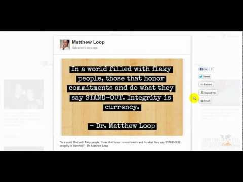 How To Create Quote Graphics To Share On Pinterest And Facebook