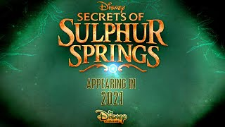 Ghost Stories 👻 | Teaser | Secrets of Sulphur Springs | Disney Channel