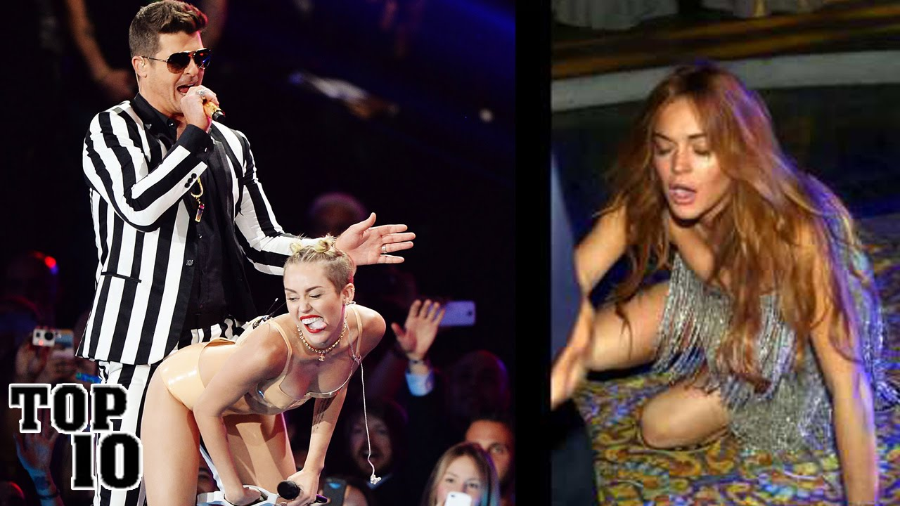 Opinion you Celebrity embarrassing oops moments sorry