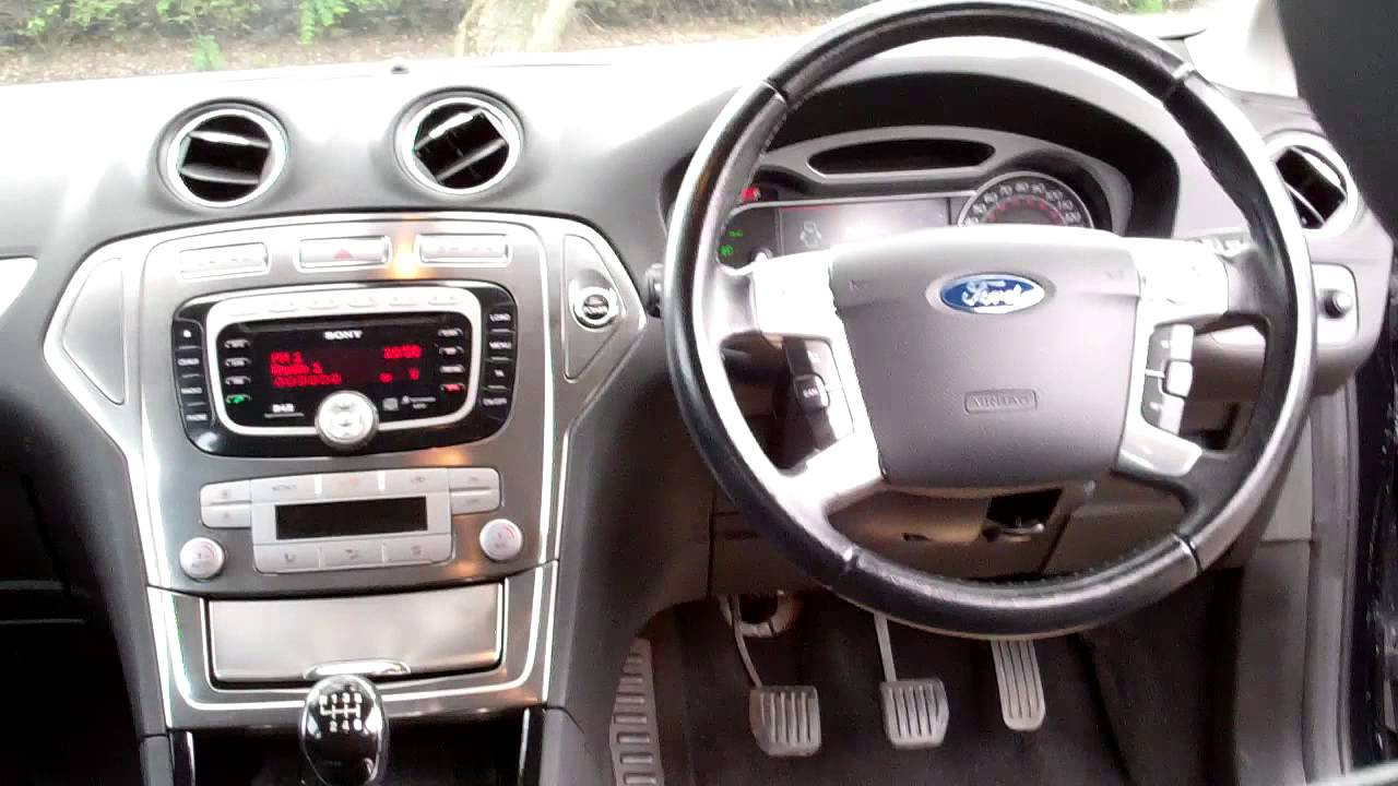 2008 Ford Mondeo Titanium X Estate 58 Youtube