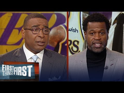 Lakers need to cater to LeBron, give him more control - Stephen Jackson | NBA | FIRST THINGS FIRST