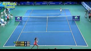 Daniela Hantuchova vs Hsieh Su Wei Pattaya 2015 Highlights