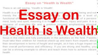 """... for more english essays subscribe our channel """"masterji a to z"""" #englishessay"""